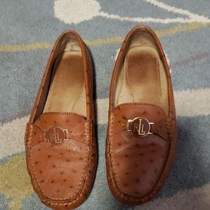 Ralph Lauren Carley loafer driving shoe